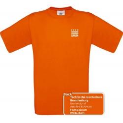 THB Unisex-Shirt Fachbereich Wirtschaft