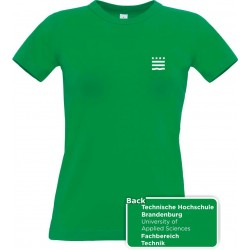 TH Brandenburg Lady-Shirt Fachbereich Technik